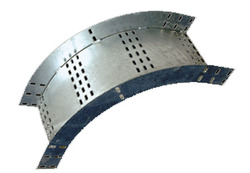Inward Bend Type Perforated Cable Tray