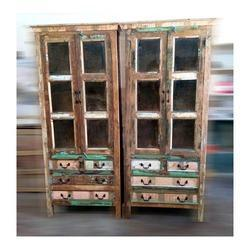 Reclaimed Wood Showcase