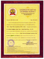 Fire Protection Certificate