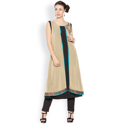 Designer Party Wear Ladies Fashion Wear Long Kurti
