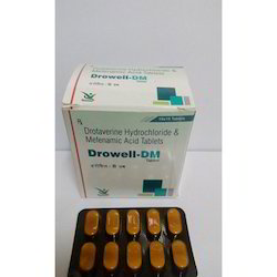 Drowell-DM (Analgesics and Anti Inflammatory Tablets)