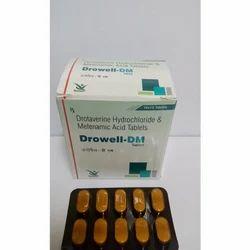 Drotaverine 80mg Mefenamic Acid 250mg