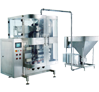 Automatic Servo Control Vertical Pouch Packing Machine with Piston Filler