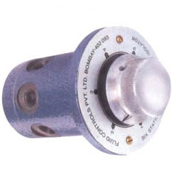 pressure gauge isolator valve