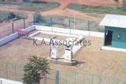 Kerosene Tank Installation