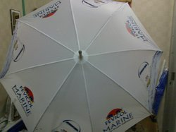 Corporate Logo Umbrella