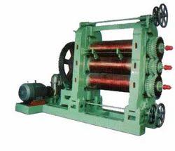 Three Roll Calender Machine