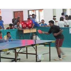 Table Tennis Scoreboards