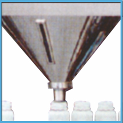 Automatic Bottle Filling and Cap Sealing Machinery for Solid Products