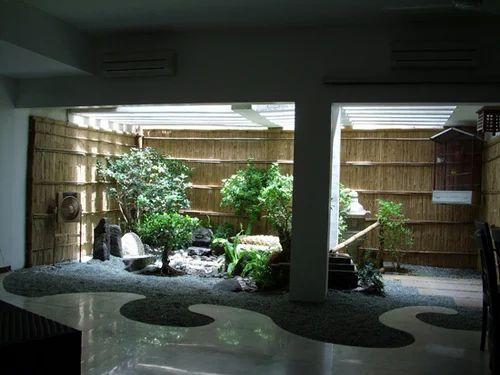 Zen Garden Inside Service Provider from Chennai Beauteous Zen Garden Designs Interior
