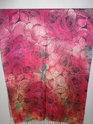 Modal Diamond Digital Printed Stoles