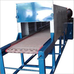 continuous chain belt dryer dehydrator