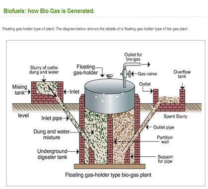 Bio Gas Plants