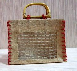 Different Stitching Jute Bags