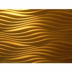 MDF+Wave+Panel