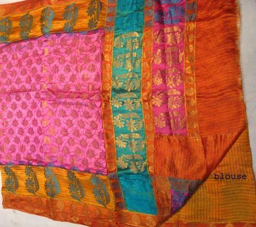 Bamboo Silk Sarees Pure Silk Saree