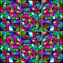 Fancy Stained Glass