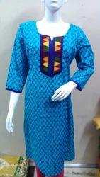 Designer Embroidery Kurti