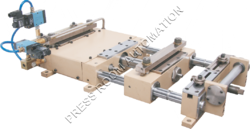 Pneumatic Feeder with Electrical Actuation & Pilot Release