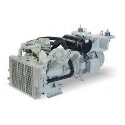 Piston Railway Compressor