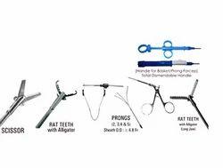 Hysteroscopy Grasping Scissor