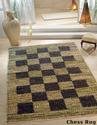 Hand Woven Leather Rugs