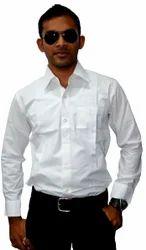 cotton white shirts