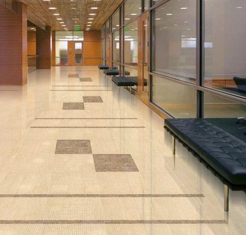 Floor tiles vitrified