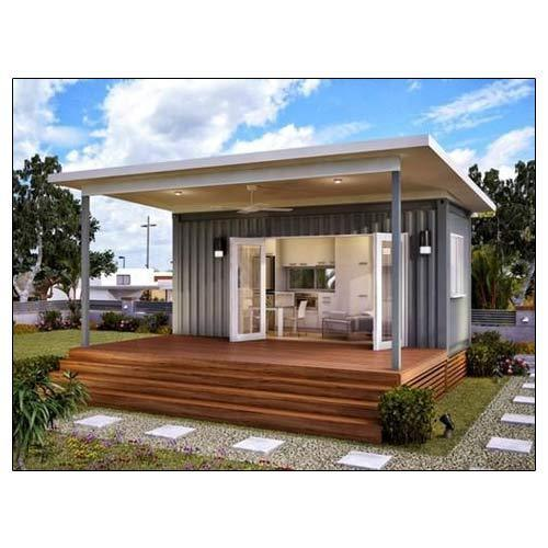 Prefabricated Houses Single Bedroom Prefab Houses Manufacturer - Modular-houses-made-of-prefabs