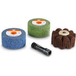 Non- Woven Brushes