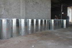 Magnesium Chloride Fused Drums