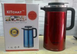 Push Button Electric Kettle