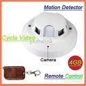 Spy Smoke Detector Camera