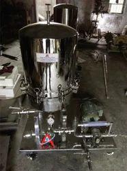 Sunflower Oil Filter Press Machine