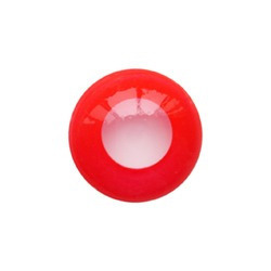 Bloody Red Color Contact Lens