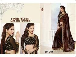 Bollywood Designer Stylish Fancy Saree
