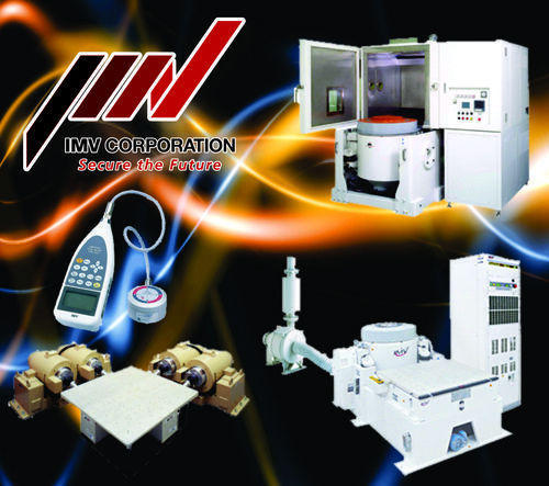 IMV Vibration Test Systems
