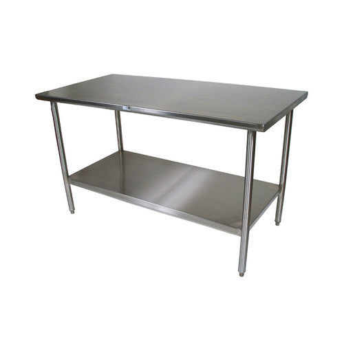 Stainless steel furniture stainless steel kitchen table stainless steel kitchen table workwithnaturefo