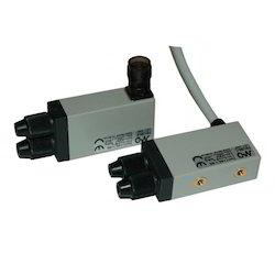Fiber Optic Photoelectric Sensor