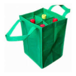 Four Bottle Non Woven Bag
