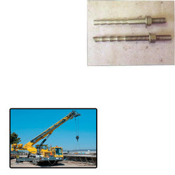 High Strength Chemical Anchor for Cranes