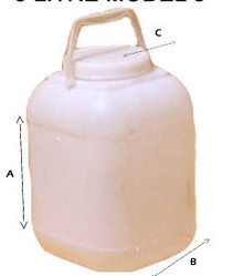 5 Liter Food Containers