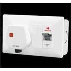 MCB Protected Electric Socket