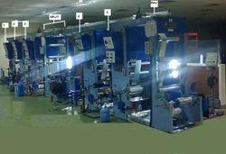 Laminated Foil Printing Machine