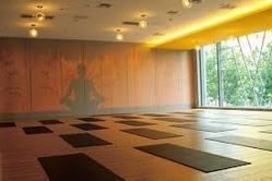 Yoga Hall Flooring