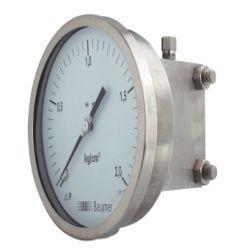 Baumer Differential Pressure Gauge Double Diaphragm Type