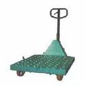 Roller Table Hand Pallet Trucks