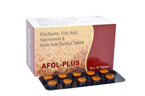 A- Fol Plus Tablets