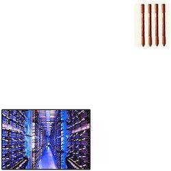 Copper Bonded Electrodes for Data Centres