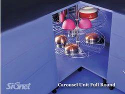 Carousel Unit Full Round